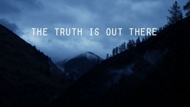 truth-is-out-there