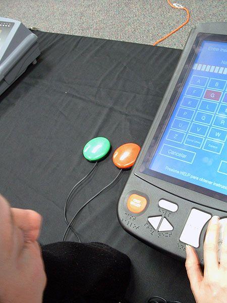 voting electronic machine wikipedia