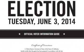 June voter guide gives candidates' visions for CA