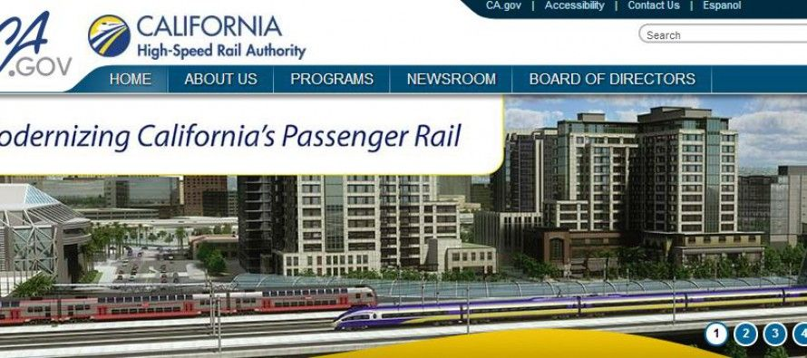 High-speed rail crashes into high costs