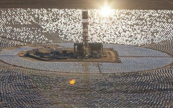Solar plant nearly forced to buy carbon emission rights