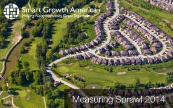 Surprising new study scores California sprawl