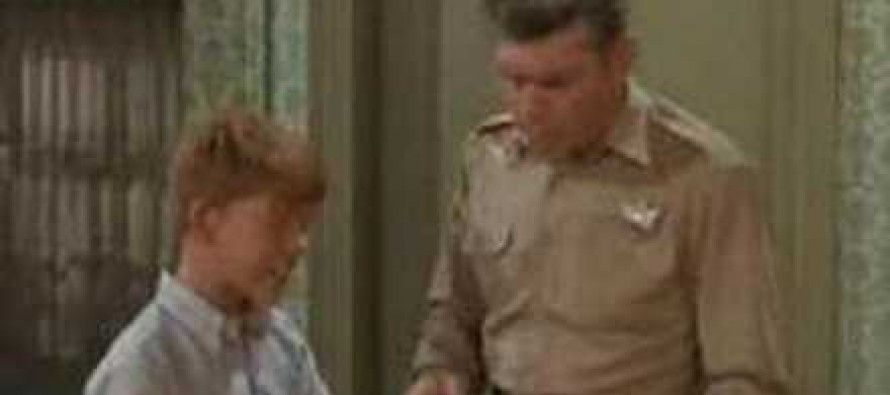 Andy Griffith defends our freedoms