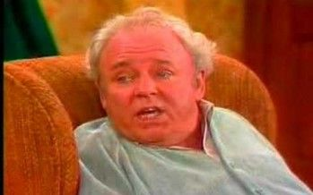 Archie Bunker explains the election