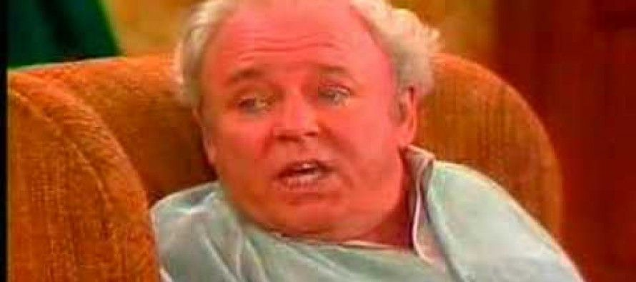 Archie Bunker explains the election