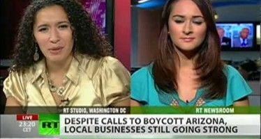 Arizona boycott backfires