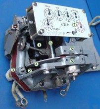 electricity meter - wikimedia