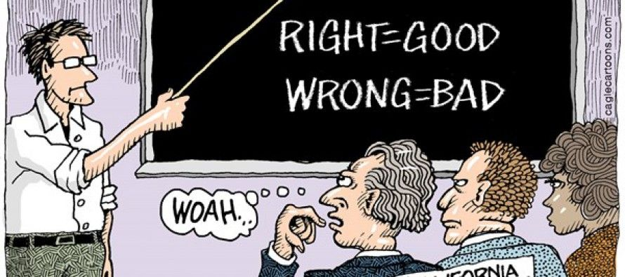 Ethics lesson