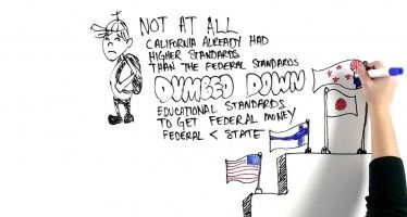 Gov. Brown pushes pale education 'reform'