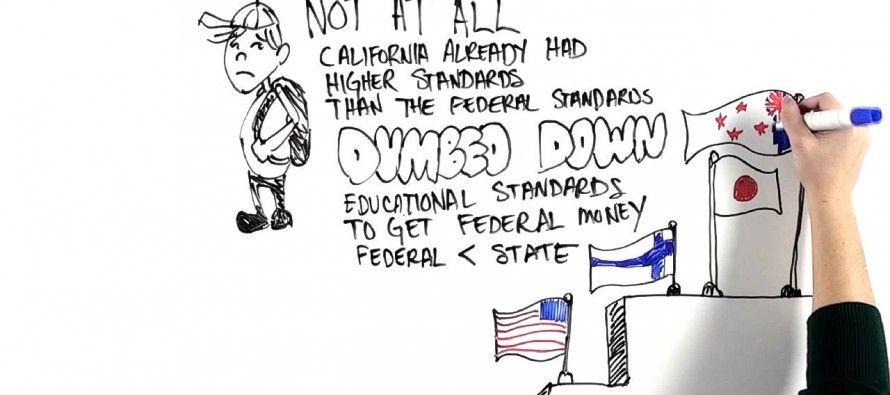 Gov. Brown pushes pale education 'reform'