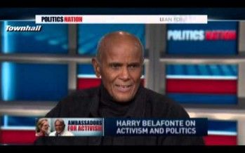 Obama come and Belafonte want concentration camps