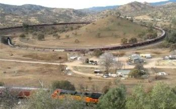 Rail Series: Surmounting the Tehachapi Barrier