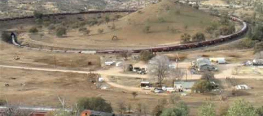 Rail Series: Surmounting the Tehachapi Barrier