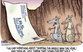 Tax rathole