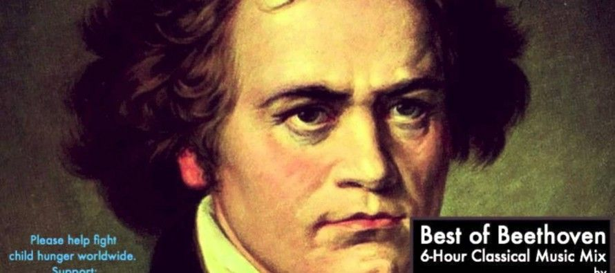 Video: 6 hours of Beethoven piano