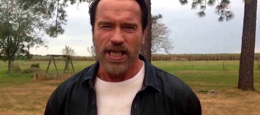 Video: Arnold explains his philosophy of governance