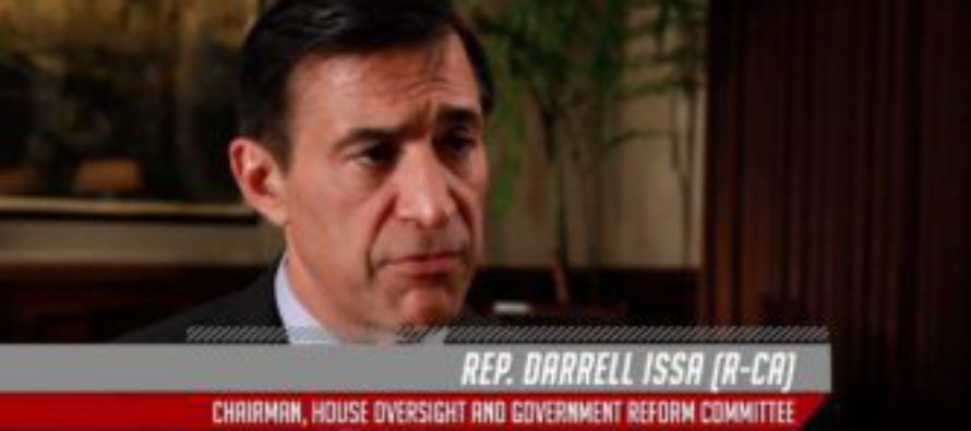 Video: Fast and Furious with Rep. Darrell Issa