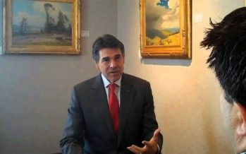Video: FlashReport.org's Jon Fleischman interviews Gov. Rick Perry