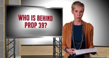 Video: Prop 39, The Clean Energy Jobs Destruction Act