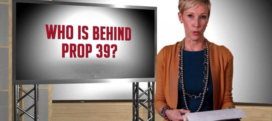 Video: Prop 39, The Clean Energy Jobs Destruction Act