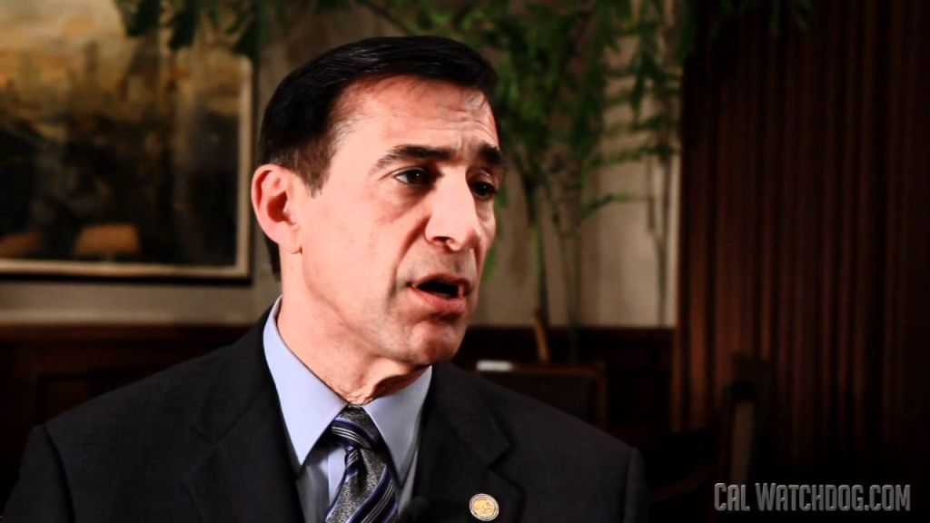 Video: Rep. Darrell Issa's Post Service reform agenda