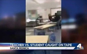 What IS going on in CA schools?