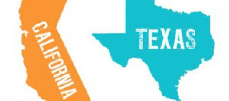 A California vs. Texas analysis that breaks the mold