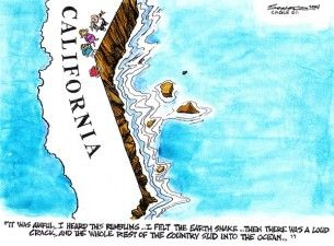 California, cagle, Bill Schorr, May 5, 2014