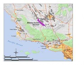 California oil field, wikimedia