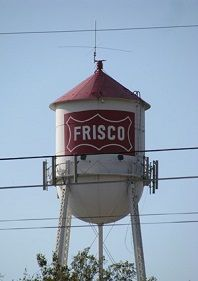 FriscoTexasWaterTower