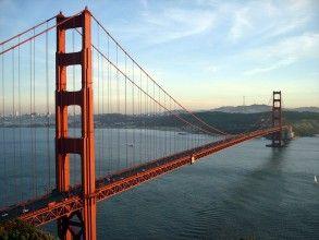 Golden gate bridge, wikimedia