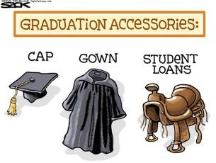 Graduation from college, Steve Sack, Cagle, June 2, 2014