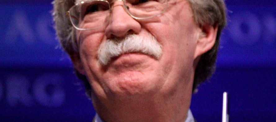 Amb. Bolton warns of Pacific challenges to the U.S.