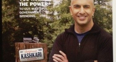 Kashkari is the GOP establishment's choice