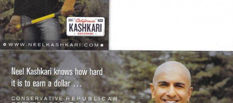 Analyzing Neel Kashkari's flyer