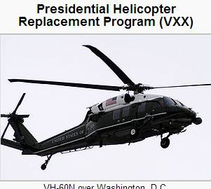 Presidential helicopter, wikimedia