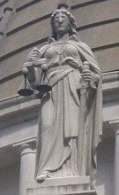 Scales of justice, wikimedia
