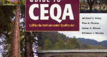 2007 press release shows rail authority touting CEQA compliance