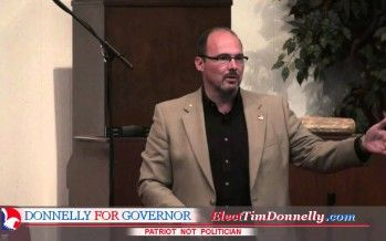 Donnelly backed redevelopment exemption