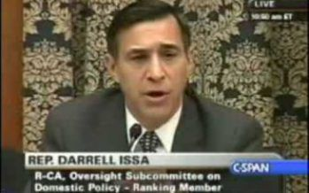 Issa blasted Kashkari, now backs him