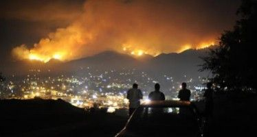 CA 2014 fire season: A test of government competence