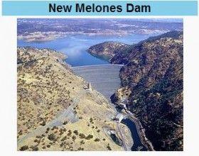 New Melones Dam, wikimedia