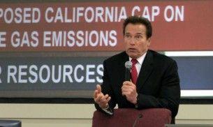Schwarzenegger, conference