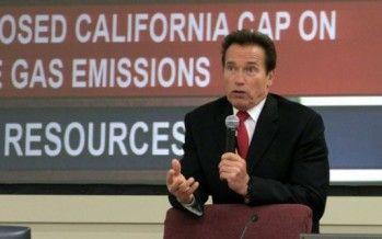 AB32, Trump help Schwarzenegger repair reputation