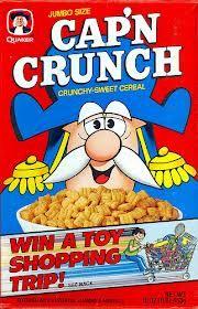 cap n crunch