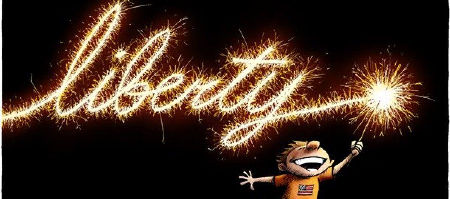 Cartoon: Independence Day