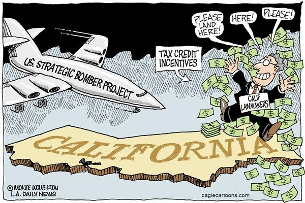 bomber subsidies, cagle, wolverton, July 7, 2014