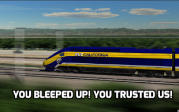 Speed promises for bullet train? CA says 'never mind'