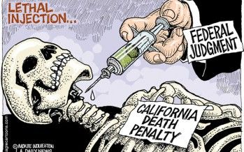 CA death penalty goes on trial