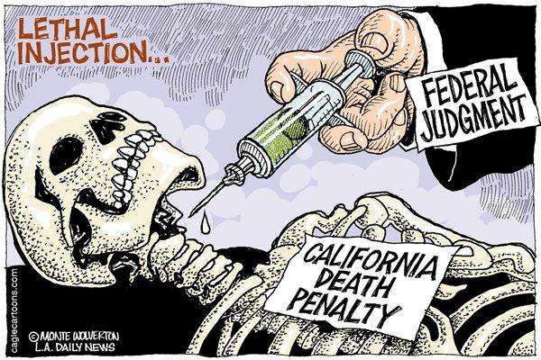 Ca Death Penalty Goes On Trial Calwatchdog Com
